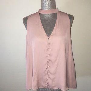 Astr pink Top